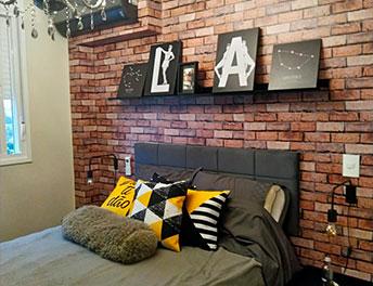 Condomínio Living Wish Santo Amaro – Dormitórios