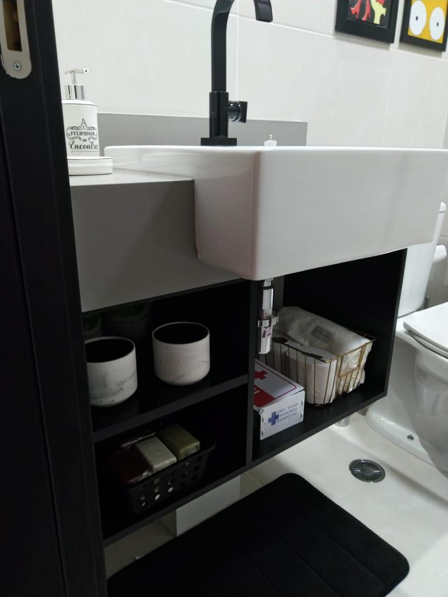 Condomínio Living Wish Santo Amaro – Banheiros