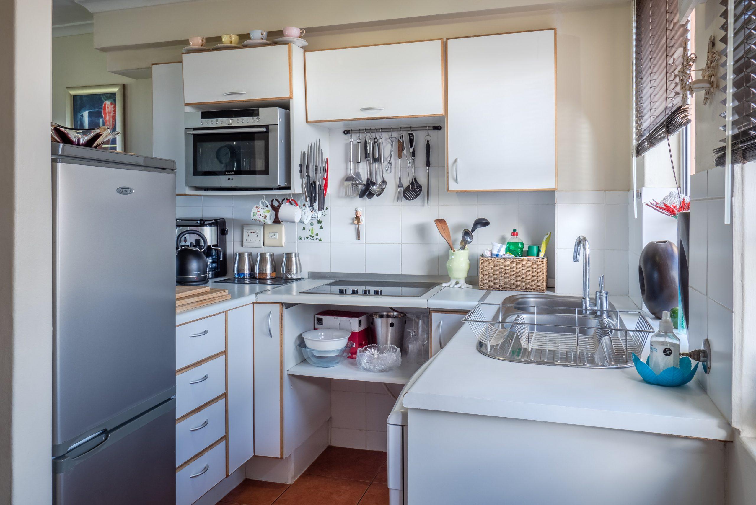 Guia rápido para redecorar sua cozinha